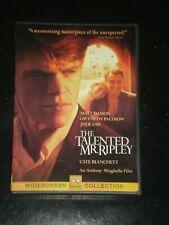 The Talented Mr. Ripley, Dvd, Matt Damon, Gwenyth Paltrow, Jude Law