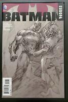 Batman Europa #1 Jim Lee Pencils Black & White 1:100 Variant NM+ 9.6 or better!