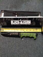 Black Legion knife