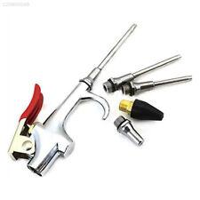 9009 5PCS Air Duster Gun Air Compressor Blower Air Blow Gun Kit Tool Set Nozzle