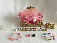 Squinkies Disney Princess Celebration 14 Squinkies Coach Carriage Ariel Belle