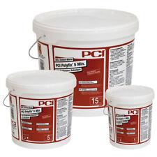 PCI Polyfix 5 Min Blitz-Zement-Mörtel 1kg 5kg 15kg schnell Ausbessern Befestigen