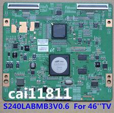 Samsung UN46D7000LFXZA T-Con Board S240LABMB3V0.6 S240LABMB3V06  For 46''TV