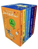 The World of David Walliams 6 Books Collection Box Set-Sealed Pack - GIFT