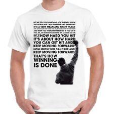 Rocky Balboa Quotes Vintage Retro T Shirt 1231