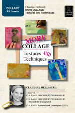MORE Textures and Techniques by Claudine Hellmuth - Art Education DVD