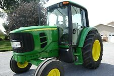 6420 05 John Deere tractor 104 hp turbo charged triple remotes, dual Pto,