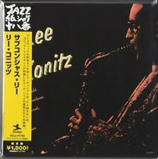 Lee Konitz - Subconscious-Lee JAPAN MINI LP CD Warne Marsh, Lennie Tristano