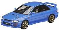 Hobby Japan MARK43 1/43 Subaru Impreza WRX type R Sti Ver.1997 (GC8) Sports whee