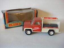 Kino Toys Vintage Coca-Cola Toy truck in Box Linea Pick-up Recorren El Mundo