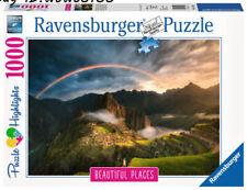 Ravensburger 1000pcs Machu Picchu Rainbow Kid's Puzzle Educational Jigsaw Gift