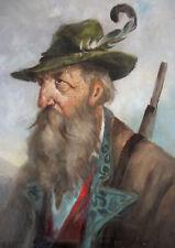 Deutscher Meister Georg Götz *1891 München Der Jäger