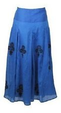 Monsoon Cotton Floral Maxi Skirts for Women