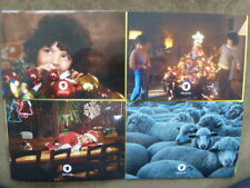 Vier (4) Das Erste Weihnachten Karte (2018)