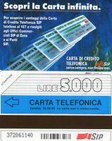 NUOVA MAGNE GOLDEN 114 (C&C 1207) CARTA INFINITA TIPO B 06.93 5.000 LIRE PIKAPPA