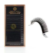 Wimpernverlängerung Einzelwimpern Mink Lashes B C D L Curl 0,05 - 0,25mm