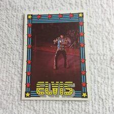 1978 Monty Gum - ELVIS PRESLEY - Club Card From Holland - (Blank Back) - Card 40