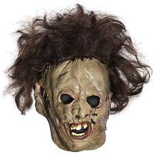 Leatherface 3/4 Mask Texas Chainsaw Massacre Child Boys Halloween Costume Acsry