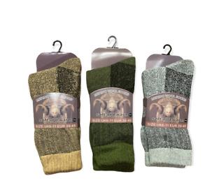 Military Army Mens Thick Warm Thermal Merino Lamb Wool Blend Socks UK 6-11 lot