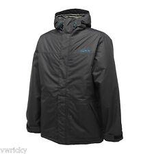 39102e25e3 Dare2b Shook Up Mens Black Twill Pattern Ski Jacket Board sizes S-M-L