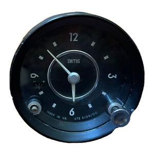 Volvo  p1800 Smiths Clock