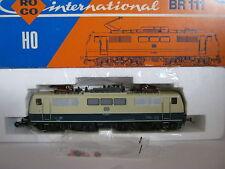 Roco HO 4133 E-Lok BtrNr 111 009-7 DB blau/beige (RG/BB/47S1)