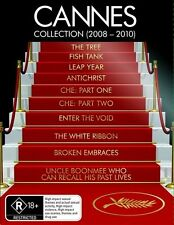 Cannes Collection (DVD, 2011, 10-Disc Set) Inc The Tree, Antichrist, Che 1&2...