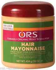 Organic Root Stimulator Hair Mayonnaise Treatment For Damaged Shredding Hair.