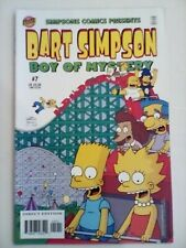 BART SIMPSON #7 - Bongo Comics - USA EDITION 2001  NEAR MINT CONDITION