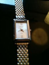 BRAND NEW AVIA LADIES QUARTZ ALL STAINLESS STEEL WATCH
