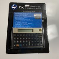 Hewlett Packard HP 12C Financial Calculator (Spanish Packaging) , New in Box