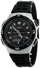 Casio Mens AQS800W-1E Tough Solar 100M Men's LED World Time Sports Watch NEW