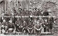 Old/Vintage 1905 Pennsylvania/PA Coal Miners Carbide Helmet Light/Lantern Photo