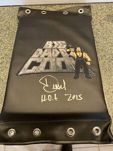 Diesel (Kevin Nash) Signed Turnbuckle Pad w/COA - WWE WCW Impact AEW NXT