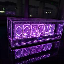 Acrylic Led Nixie Clock - NIXT CLOCK COLORIC - Assembly Kit
