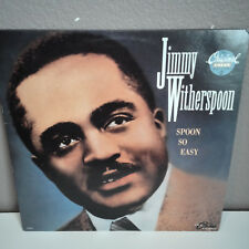 JIMMY WITHERSPOON - Spoon So Easy - Vinyl Record Album LP - EX  (CHESS BLUES)