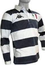 Camisetas de fútbol azul Kappa