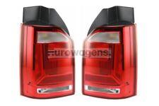 VW Transporter T6 16-18 1 Door Rear Lights Lamps Set Pair OEM Hella