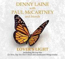 DENNY Laine with Paul McCartney and Friends-Lovers Light-DIGIPAK-CD - 700007
