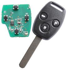Funk Schlüssel 433,9 MHz ID46 Fernbedienung Honda Civic Jazz Accord CR-V FR-V 3T