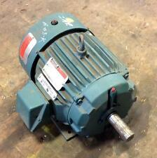 RELIANCE ELECTRIC FRAME 215T 3PH 770RPM 2HP XEX DUTY MASTER MOTOR 6224716 *PZB*