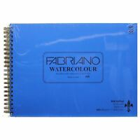 RKB Fat Pad Fabriano Watercolour Paper 25 Sheets 28x38cm 280gsm artist pad