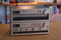 Retro Kenwood KT-400 Tuner and KA-400 Amplifier Set, in VGC, Rare, Vintage Mint