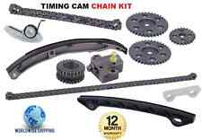 FOR FORD MONDEO 1.8 2.0 2000-2007 NEW TIMING CAM CHAIN KIT COMPLETE EO