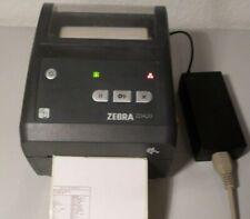 Zebra ZD420D 300dpi USB LAN BT Druckbrei 108mm Etikettendrucker ZD42043-D0EE00EZ