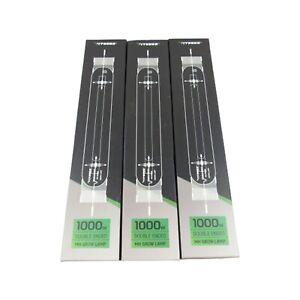 Vivosun 3 PACK 1000W Double Ended MH Grow Lamp NEW Light Bulbs Metal Halide