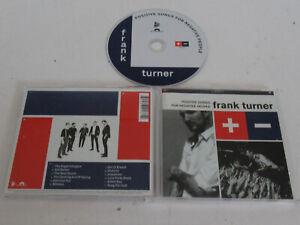 Frank Turner – Positive Songs For Negative People / Polydor - 4741661 CD Album