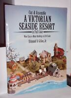 Model Train HO SCALE Victorian Seaside Resort Cut & Assemble Buildings/Structure
