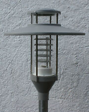 Gartenlaterne LED Gatenlampe Strassenleuchte Straßenlampe Straßenbeleuchtung NEU