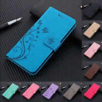 For Huawei Honor 20 Pro 10 Lite 8X Flip Leather Magnetic Card Wallet Case Cover
